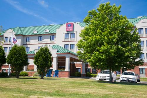 hotel Comfort Suites West Warwick - Providence