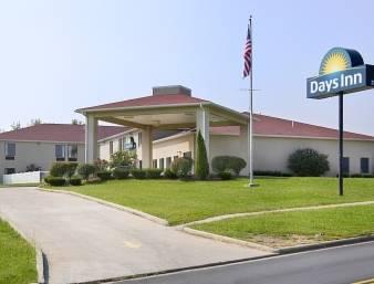 hotel Days Inn Hillsboro
