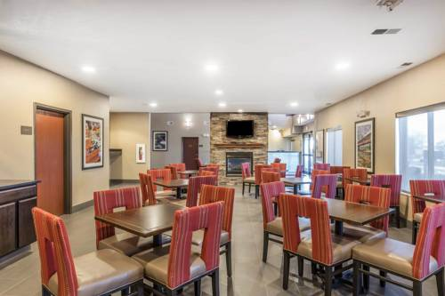 hotel Comfort Suites North Fort Wayne