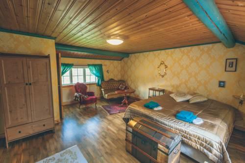 hotel Olsbacka cottage