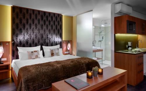hotel AMEDIA Luxury Suites Graz