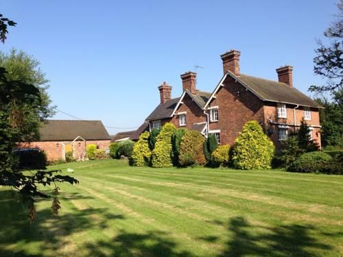 hotel Balterley Green Farm