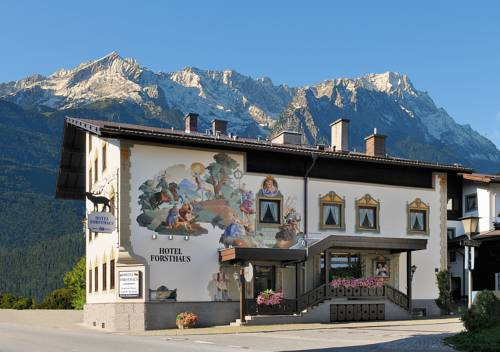 hotel Hotel Forsthaus