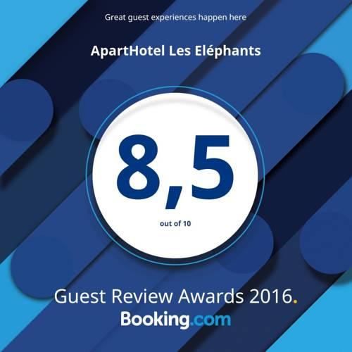 hotel ApartHotel Les Eléphants