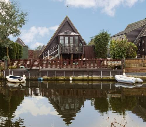 hotel Isleham River Lodge