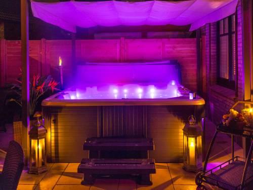 hotel Whirlpool Suite Marrakesch-Lounge