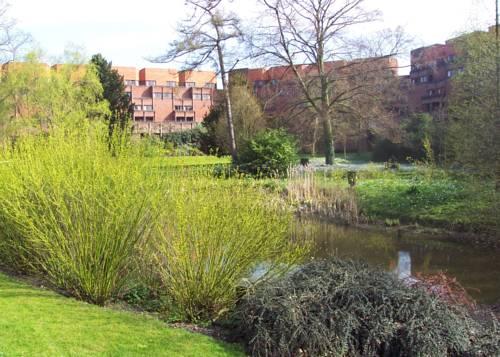 hotel Robinson College - University of Cambridge