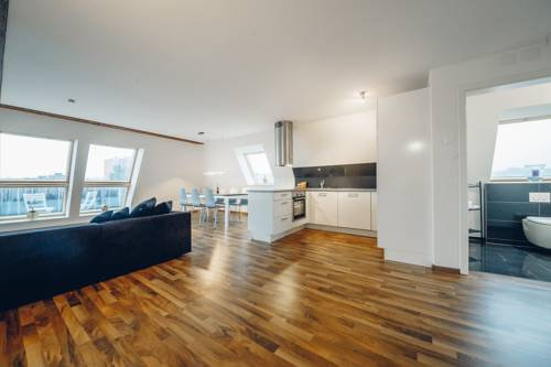 hotel AIRSTAY - Exclusive Apartment BASEL