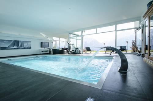 hotel Villa Lion Hill mit privatem Wellnessbereich