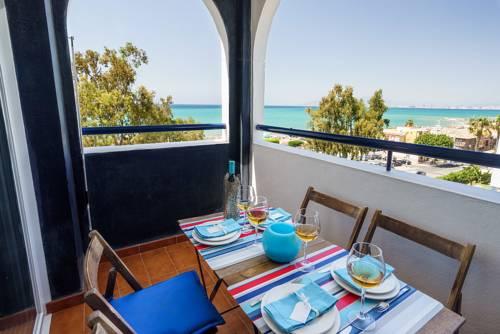 hotel Piso Playa Virginia Malaga