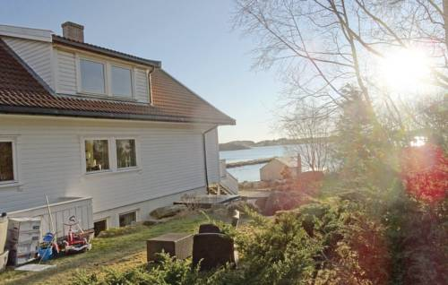 hotel Apartment Hafrsfjord with Fireplace I