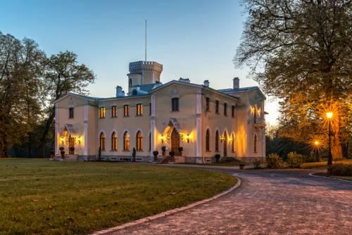 hotel Keila-Joa Schloss Fall