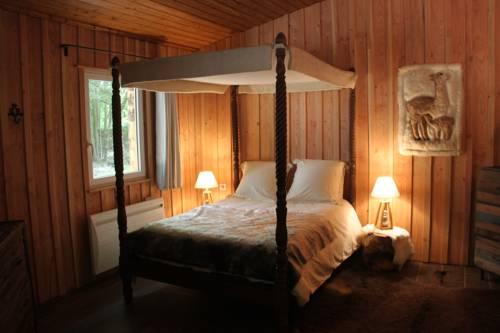 hotel L'isba des bois, hors du temps
