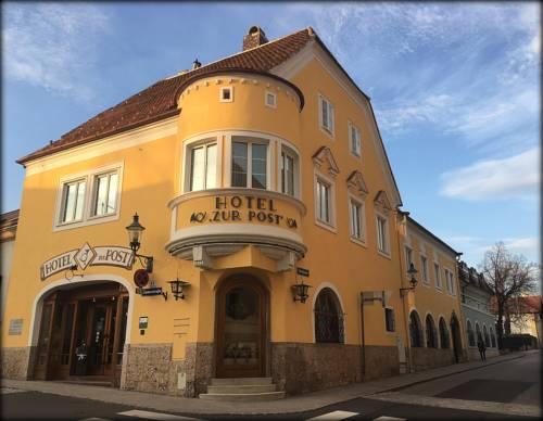 hotel Hotel Garni Zur Post