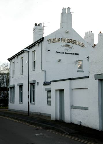 hotel The Three Horseshoes Hotel