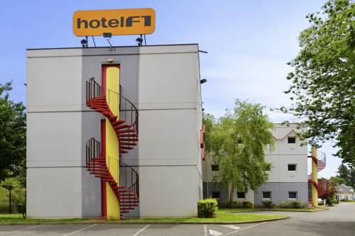 hotel hotelF1 Marseille Valentine