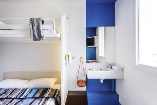 hotel hotelF1 Rouen Louviers le Vaudreuil
