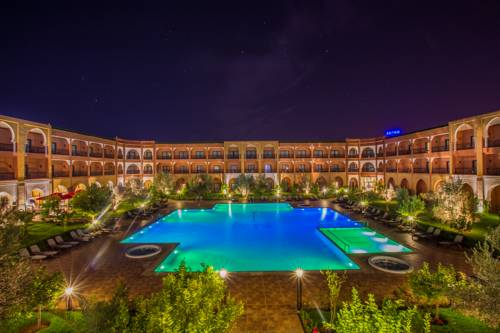 hotel Hotel Riad Ennakhil & SPA