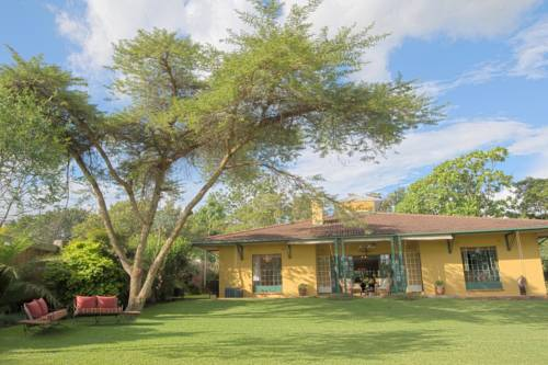 hotel Jacana Gardens Guest Lodge