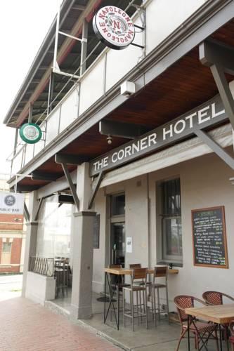 hotel The Corner Hotel Alexandra