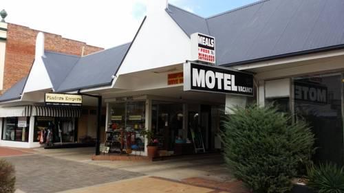 hotel Inverell Motel