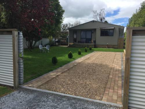 hotel Cosy flat in the heart of Taupo