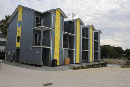 hotel Auckland Astro