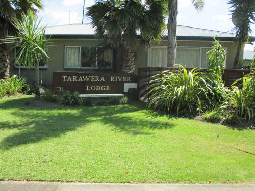 hotel Tarawera River Lodge Motel