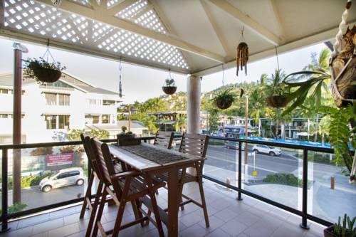 hotel Frangipani Waters Airlie Beach
