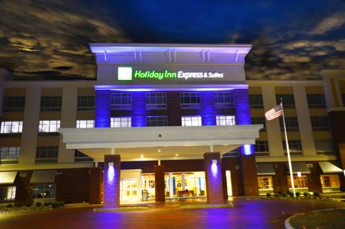 hotel Holiday Inn Express & Suites Toledo South-Perrysburg
