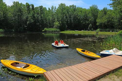 hotel White Pines Campsites - A Cruise Inn Park