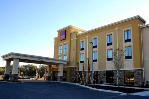 hotel Comfort Suites near Rainbow Springs Dunnellon