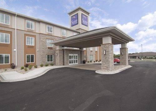 hotel Sleep Inn & Suites Marshall