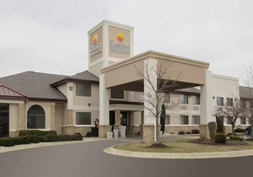 hotel Comfort Inn & Suites Napoleon