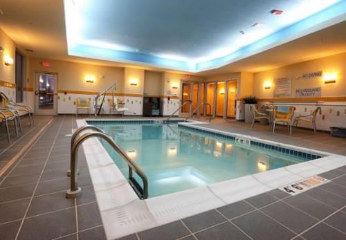 hotel Fairfield Inn & Suites by Marriott Madison Verona