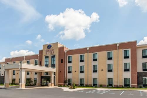 hotel Comfort Suites Rensselaer