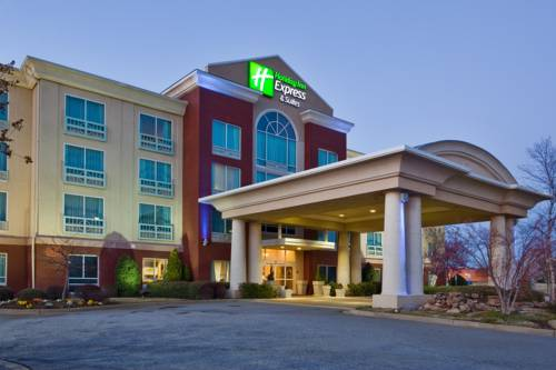 hotel Holiday Inn Express & Suites I-26 & Us 29 At Westgate Mall