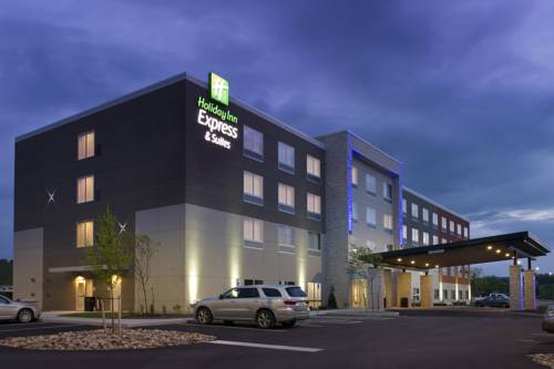 hotel Holiday Inn Express & Suites Altoona