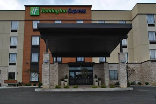hotel Holiday Inn Express Salem