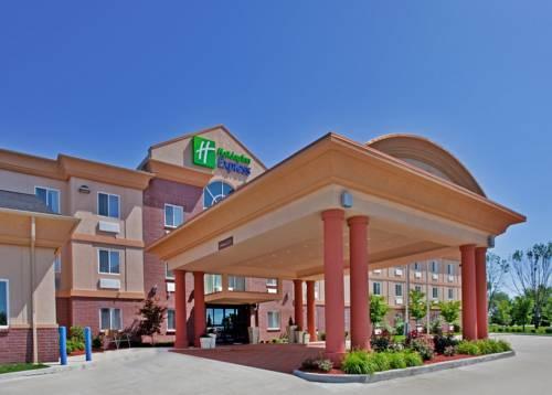hotel Holiday Inn Express Warrenton