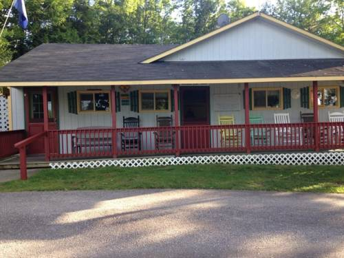 hotel Shady Oaks Campground & Cabins