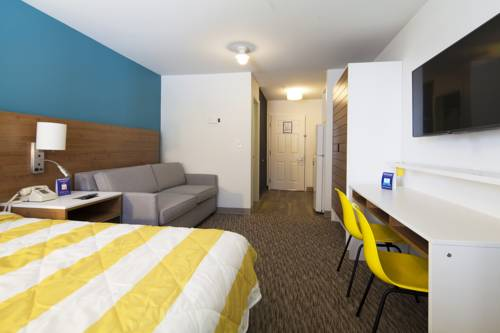 hotel InTown Suites - Oklahoma City North