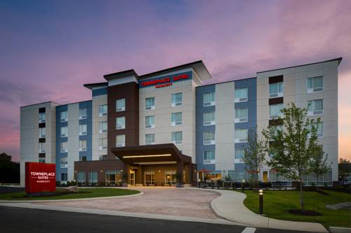 hotel TownePlace Suites by Marriott Pittsburgh Harmarville