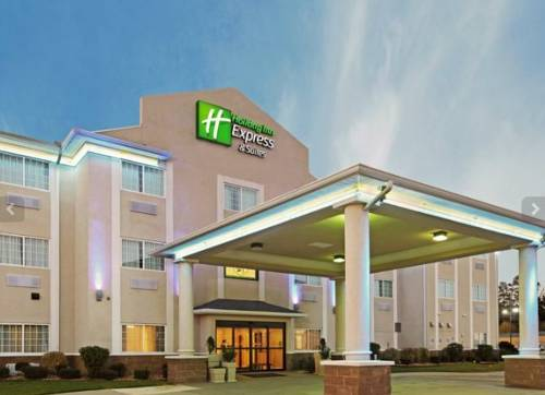 hotel Holiday Inn Express & Suites Magnolia-Lake Columbia