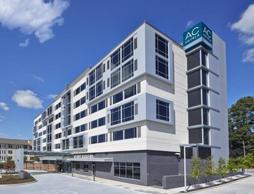 hotel AC Hotel by Marriott Atlanta Buckhead at Phipps Plaza