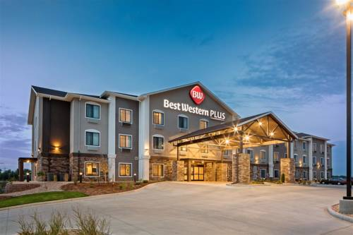 hotel Best Western Plus Overland Inn