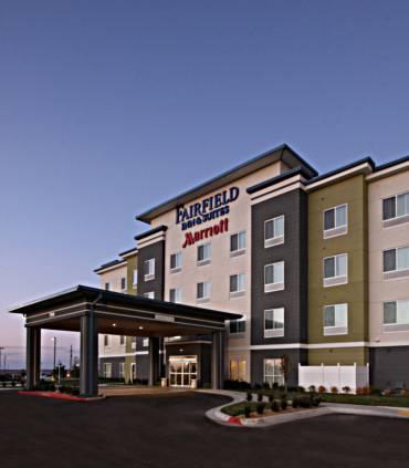 hotel Fairfield Inn & Suites Farmington