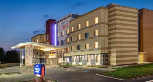 hotel Fairfield Inn & Suites by Marriott Panama City Beach