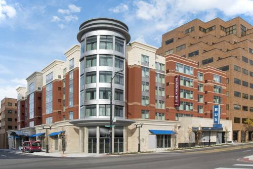 hotel Residence Inn by Marriott Ann Arbor Downtown