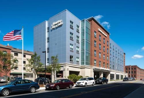 hotel Hampton Inn & Suites-Worcester, MA